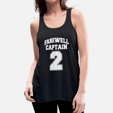 Farewell Farewell captain - farewell captain 2 - Women's Flowy Tank Top by Bella