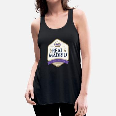 Crest crests - Women's Flowy Tank Top by Bella