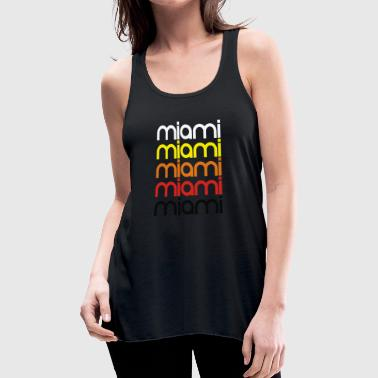 Mi V5 - Women's Flowy Tank Top by Bella