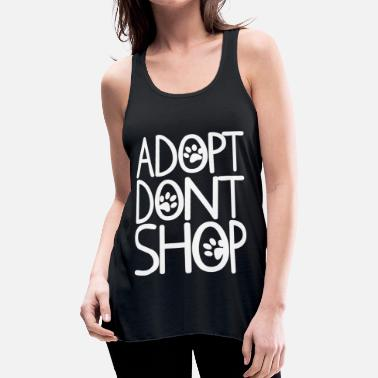 Animal Rescue Animal rights Animal rescue Street dogs - Women's Flowy Tank Top