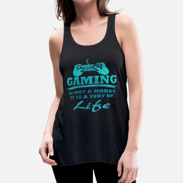 Gaming - Women's Flowy Tank Top by Bella