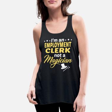 Employer Employment Clerk - Women's Flowy Tank Top