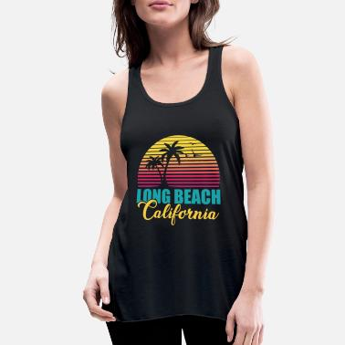 Long Beach LONG BEACH - Women's Flowy Tank Top