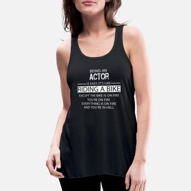 Actor Actor - Women's Flowy Tank Top