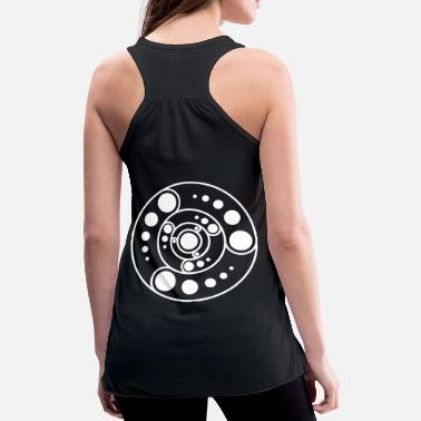 Circle 23CC002 - Tekno 23 Crop circle - Women's Flowy Tank Top