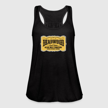 dead wood - Women's Flowy Tank Top by Bella