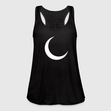 Crescent - Women's Flowy Tank Top by Bella