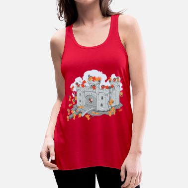 Sieg The Siege - Women's Flowy Tank Top