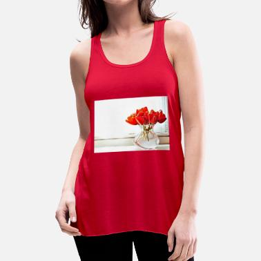 Occasion 32 Birthday - Special Occasions - Women's Flowy Tank Top by Bella