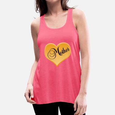 Mothers Day mother / Mothers Day - Women's Flowy Tank Top by Bella