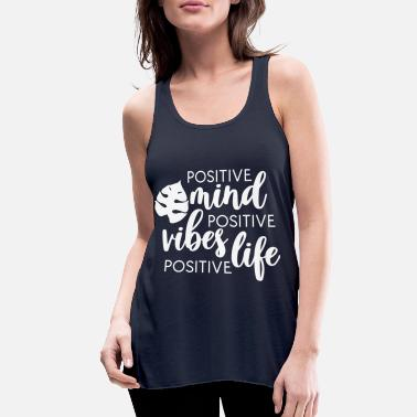 Posit Positive - Women's Flowy Tank Top