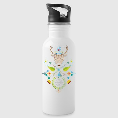deer hunting - Water Bottle
