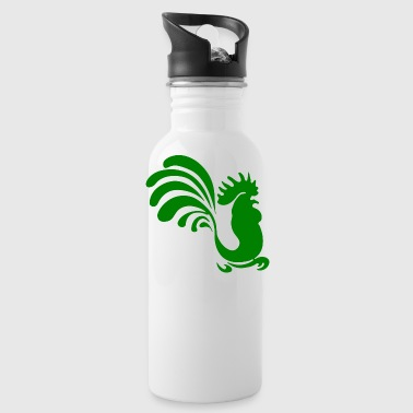 cock - Water Bottle