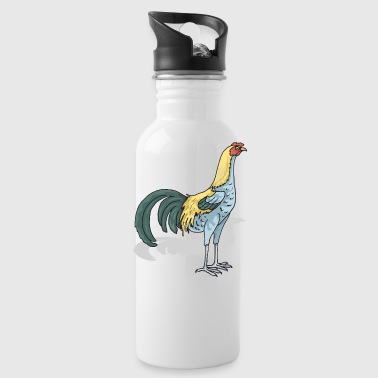 rooster - Water Bottle
