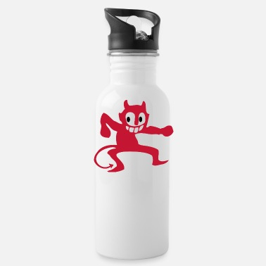 Devil Male devil - Water Bottle