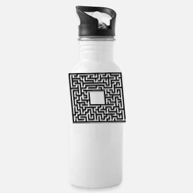 The Maze Runner labyrinth maze runner gift present - Water Bottle
