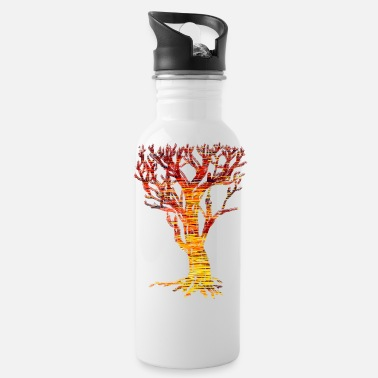 Tree The Tree of Trees - Water Bottle