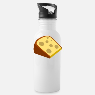 Cheese cheese - Water Bottle