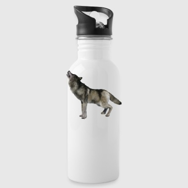 Wolf Wolf - Water Bottle