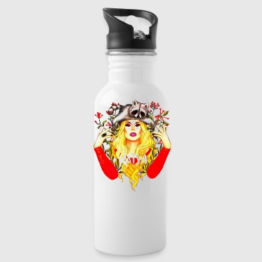 katya zamolodchikova - Water Bottle