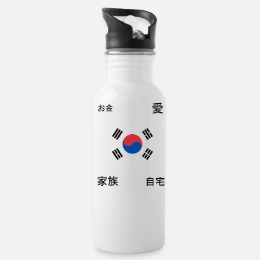 Streetwear korea streetwear - Water Bottle