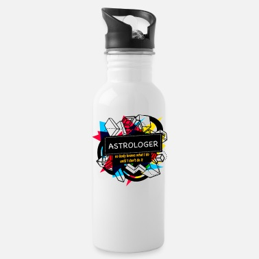 Astrology ASTROLOGER - Water Bottle