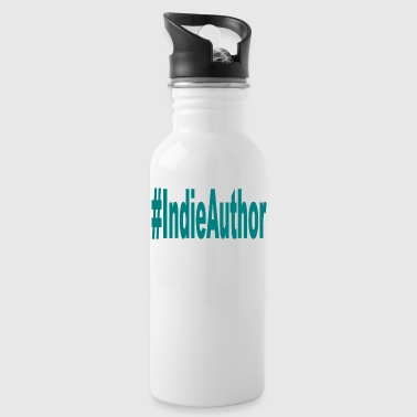 Indie Author - Water Bottle