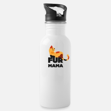 Fur fur mama - Water Bottle
