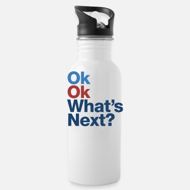 What's Next - Water Bottle