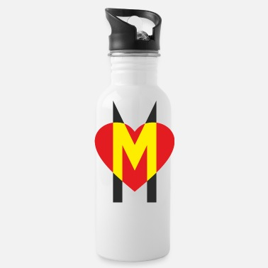 Motherly Love A strong sign of motherly love - Water Bottle