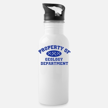 Property Of Property Of Geology - Water Bottle
