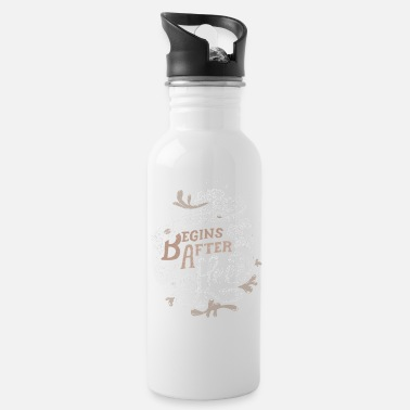 After begins after - Water Bottle