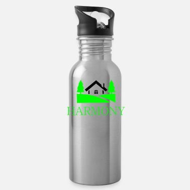 Countryside home in the countryside - Water Bottle