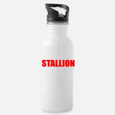 Stallion stallion - Water Bottle