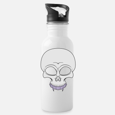 Miscellaneous Skull - Water Bottle
