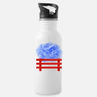 Independence America Fence - Water Bottle