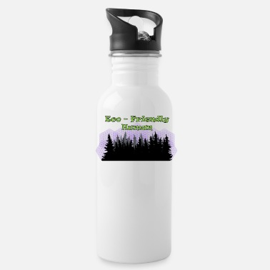 Indie Eco Friendly Human - Water Bottle