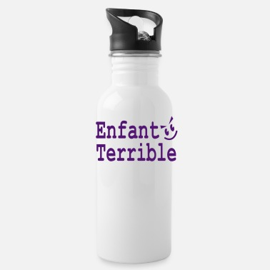 Terrible enfant terrible - Water Bottle