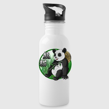 Bamboo Panda & Bamboo - Water Bottle