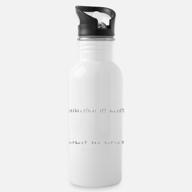Mother I'm a proud Mother-in-law shirt - Water Bottle