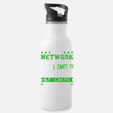 Network Engineer NETWORK ENGINEER TEE SHIRT - Water Bottle