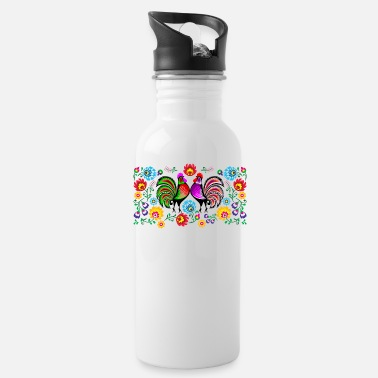 Rooster rooster - Water Bottle