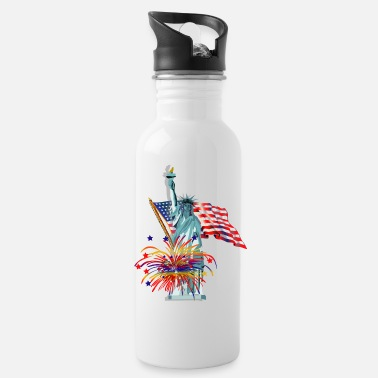 Patriot Patriotic - Water Bottle