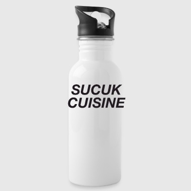 Sucuk Cuisine T-Shirt - Water Bottle