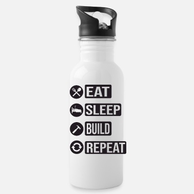Building build - Water Bottle