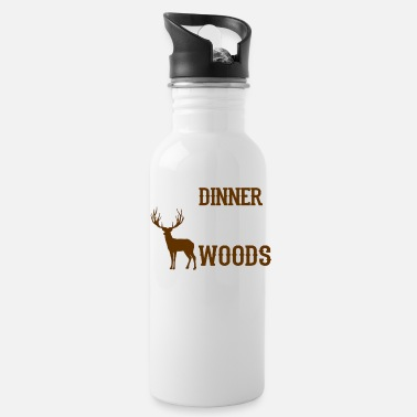 Hunting Hunting Hunt - Water Bottle