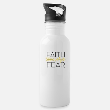 Bible INSPIRATIONAL CHRISTIAN BIBLE VERSE product - - Water Bottle