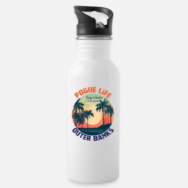 Life Pogue Outer Banks Clothing - Water Bottle