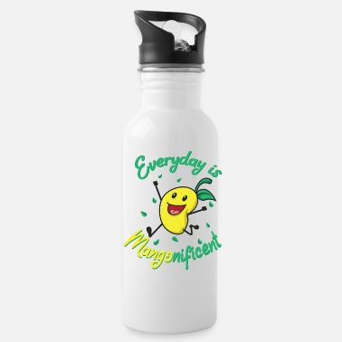 Healing Mangonificent Food And Mango Lover Gift - Water Bottle