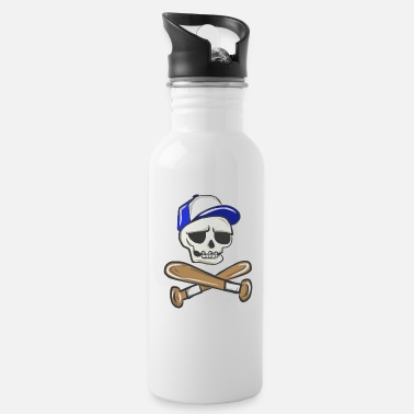 Softball Baseball Brennball Softball Kickball Ballsport USA - Water Bottle